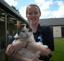 Laura Peppercorn, Blue Cross - Cambridge, Cambridgeshire