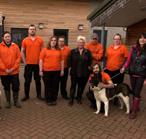 Manchester and Cheshire Dogs Home