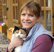 Marion Micklewright, Shropshire Cat Rescue, Shropshire