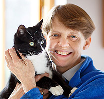 Niccy Townley, Cats Protection - Cambridge, Cambridgeshire