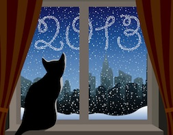 Happy new year from Petplan!