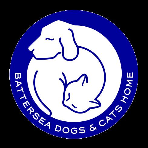 Battersea Dogs Cat Home Logo