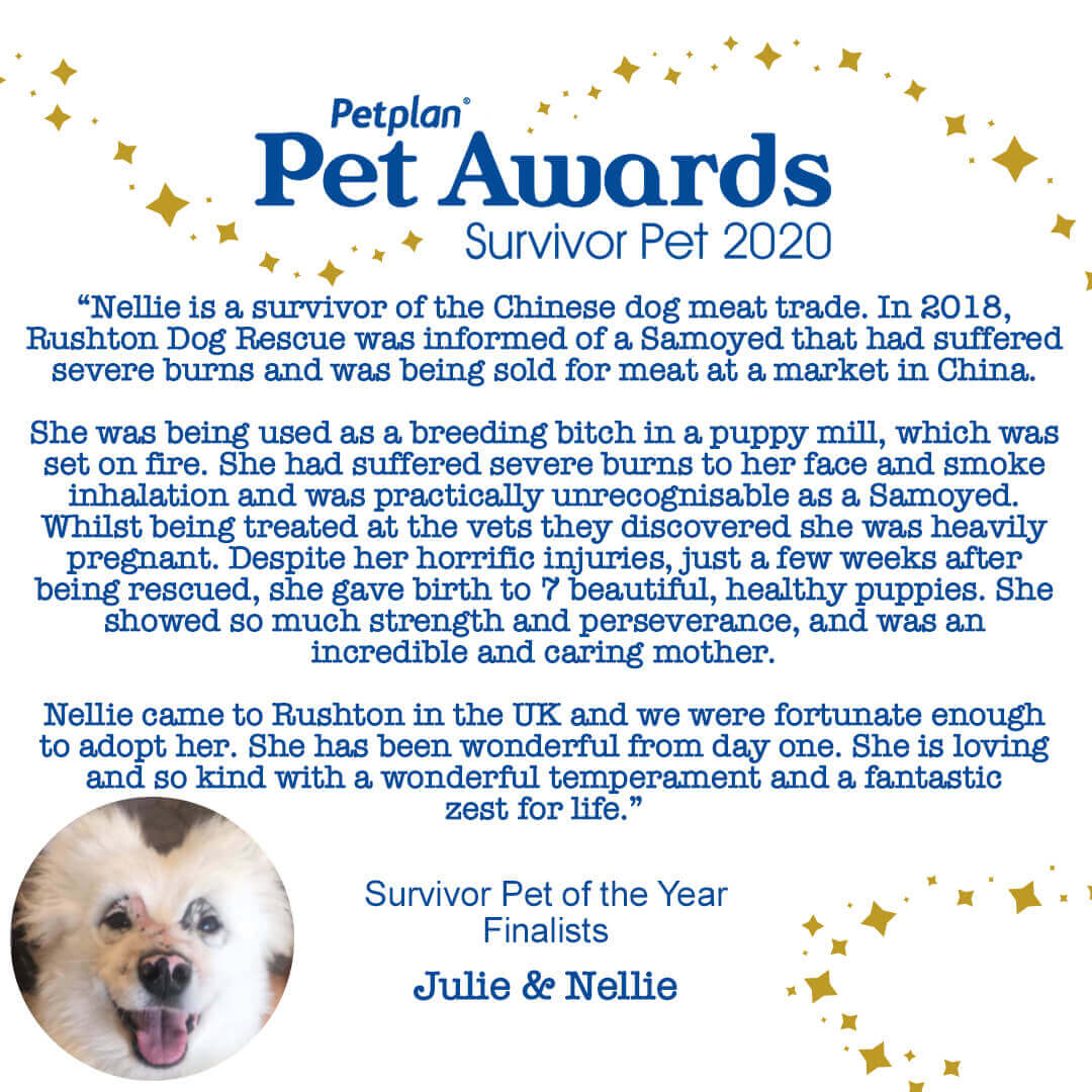 Finalist - Julie and Nellie